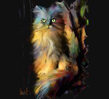 Colorful Cat Unisex T-Shirt