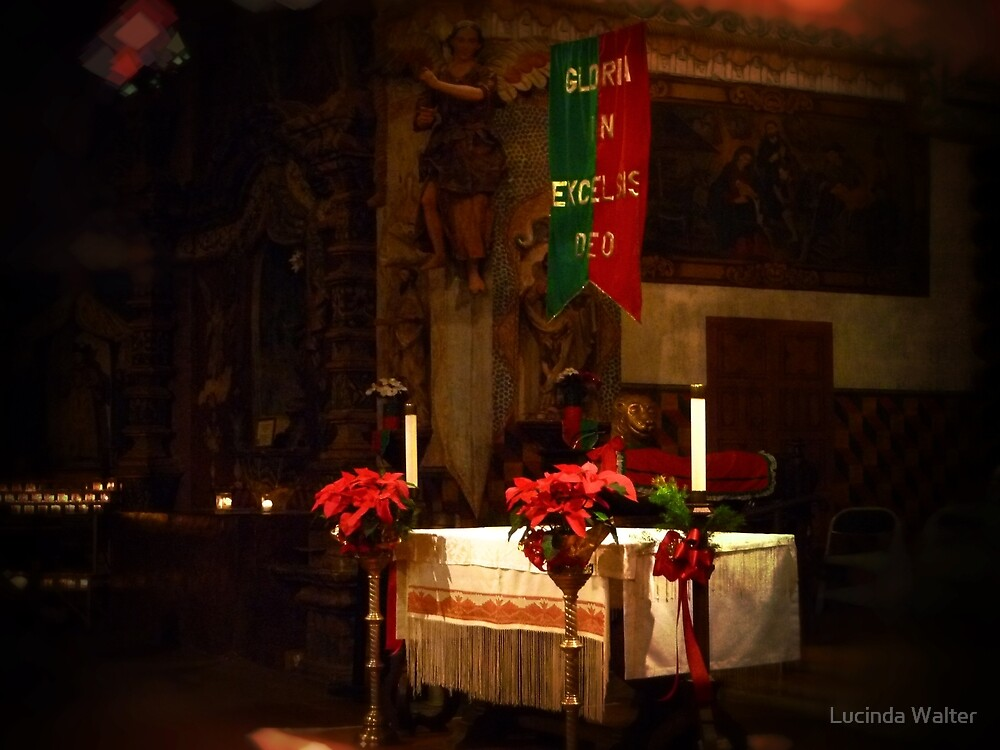 Gloria in Excelsis Deo by Lucinda Walter