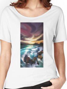 Magic Seascape Women's Relaxed Fit T-Shirt