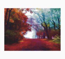 Autumn Forest One Piece - Short Sleeve