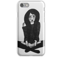 Sweater Girl iPhone Case/Skin