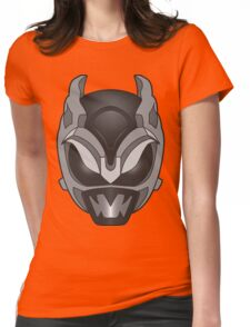Psycho Silver Ranger Womens Fitted T-Shirt