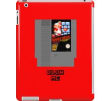 Blow me iPad Case/Skin