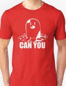 Diglett Pokemon T-Shirt