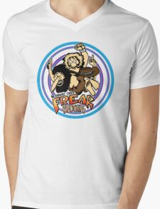 Fabulous Furry Freak Brothers! Mens V-Neck T-Shirt
