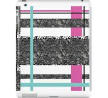 Zen Plaid iPad Case/Skin