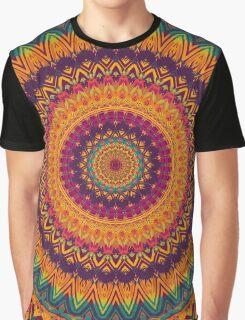 Mandala 024 Graphic T-Shirt