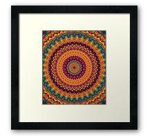 Mandala 024 Framed Print