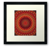Mandala 025 Framed Print