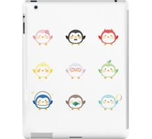Le Penguin iPad Case/Skin