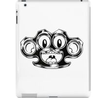 Brass monkey iPad Case/Skin