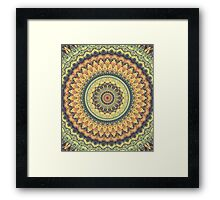 Mandala 026 Framed Print