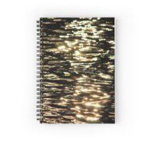 River Reflection Spiral Notebook