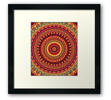 Mandala 027 Framed Print