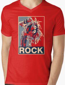 Hombre camiseta, Los Muppets Animal Rock Póster Ideal regalo de cumpleaños Mens V-Neck T-Shirt