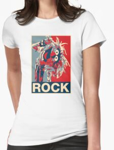 Hombre camiseta, Los Muppets Animal Rock Póster Ideal regalo de cumpleaños Womens Fitted T-Shirt