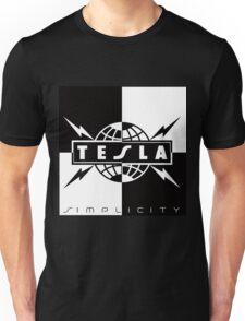 tesla simplicity kutai 2016 Unisex T-Shirt