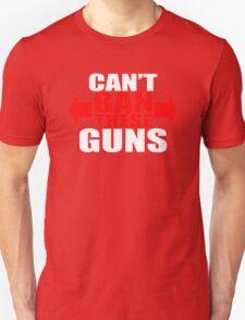 Ban These Guns Unisex T-Shirt