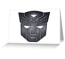 transformers jawn Greeting Card