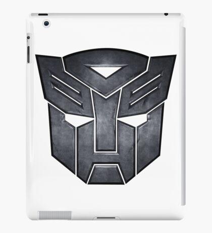 transformers jawn iPad Case/Skin