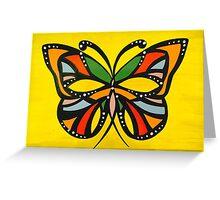 Autum Butterflies Greeting Card