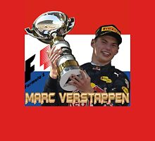 "VERSTAPPEN "" YOUNGEST CHAMPION OF THE WORLD"" Unisex T-Shirt"