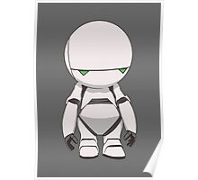 Marvin the Paranoid Poster