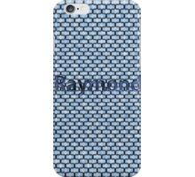 Raymond iPhone Case/Skin