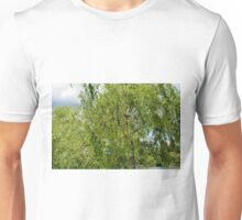 Trees in the park. Unisex T-Shirt