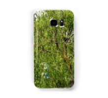 Trees in the park. Samsung Galaxy Case/Skin