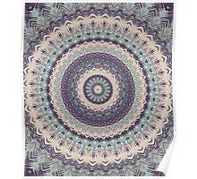 Mandala 028 Poster