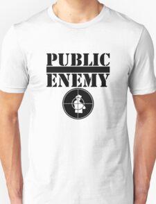 Public Enemy - Black T-Shirt
