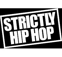 Strictly Hip Hop EPMD - White Photographic Print