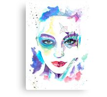 Seduction Canvas Print