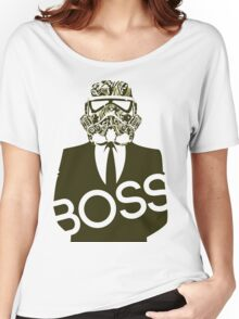 BOSS MUST HAVE Women's Relaxed Fit T-Shirt