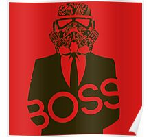 BOSS MUST HAVE Poster