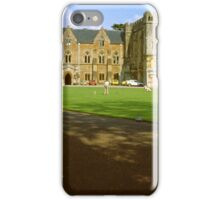 The Bishop's Palace, Wells iPhone Case/Skin
