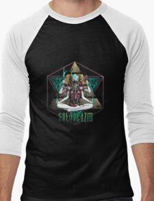 Ektoplazm Metamorphosis Men's Baseball ¾ T-Shirt