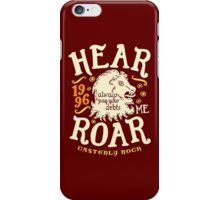 House of Lions iPhone Case/Skin