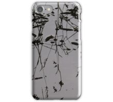 ink on water iPhone Case/Skin