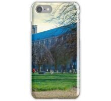 Winchester in Mid-Winter iPhone Case/Skin