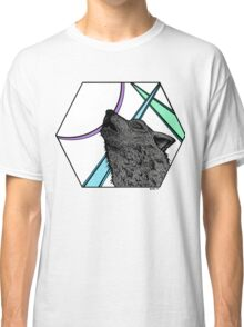 Colourful Wolfe Classic T-Shirt
