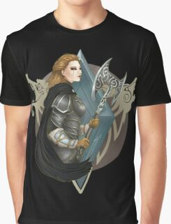 Imperial double axes Graphic T-Shirt