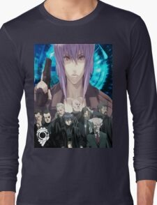 Ghost in the Shell - Section 9 Long Sleeve T-Shirt