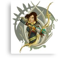 Archer Bosmer Canvas Print