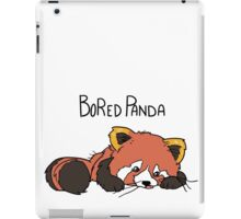 BoRed Panda iPad Case/Skin