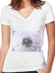 Wish Women's Fitted V-Neck T-Shirt