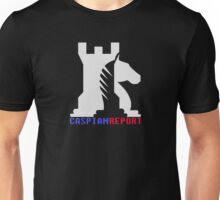 Caspian Report Logo Unisex T-Shirt