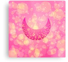 Sailor Chibi Moon Chibi Moon Symbol Metal Print