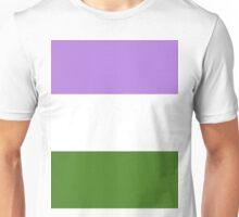 GenderQueer Pride Flag LGBT+ Unisex T-Shirt